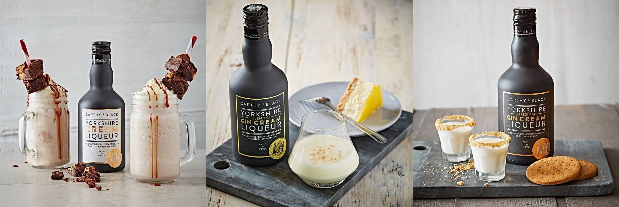 Carthy & Black Yorkshire Cream Liqueur