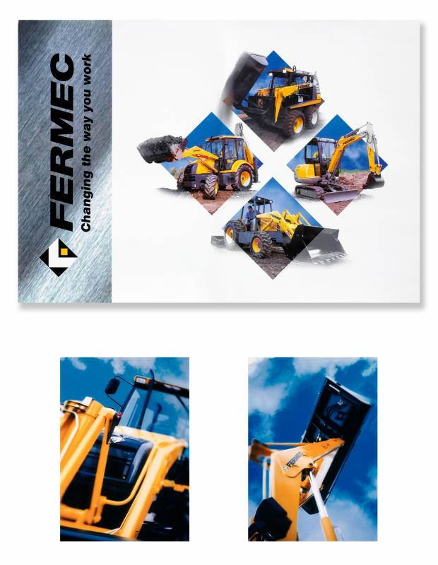 Tractor FERMEC changing the way you work