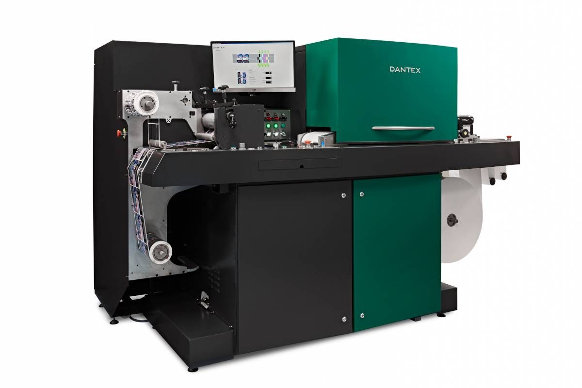 Dantex image machine