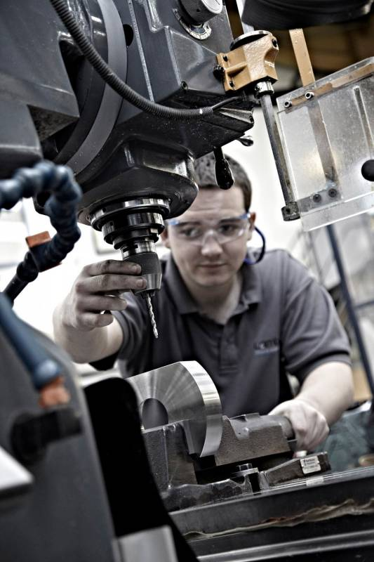Manufacturers large drill bit