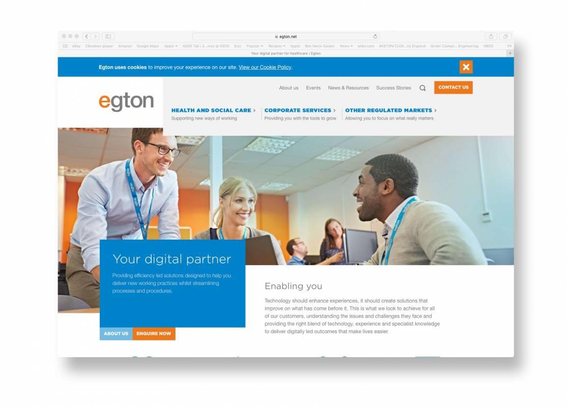 Elton website images